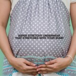 Pregnancy Underwear that stretches with your bump